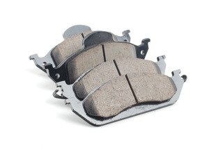 ES#2588472 - 1634201220 - Front Euro Ceramic Brake Pad Set - Does not include new brake pad wear sensor - Akebono - Mercedes Benz