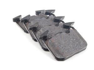 ES#2728311 - 34116865460 - Front Brake Pad Set - Genuine brake pads direct from BMW - Genuine BMW - BMW