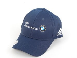 ES#2634243 - 80902349477 - BMW Championship Ball Cap Hat - Represent your BMW love with this Genuine BMW hat! - Genuine BMW - BMW