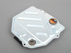 ES#2739169 - 1292770195 - Automatic Transmission Filter - Located inside of the transmission oil pan - Meyle - Mercedes Benz