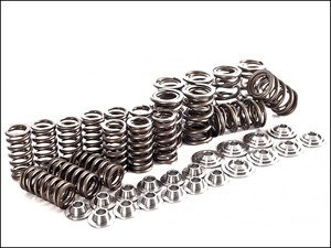 ES#2794712 - IEVTVA2 - Performance valve spring/retainer kit - High quality performance valve spings and titanium retainers - Integrated Engineering - Audi Volkswagen
