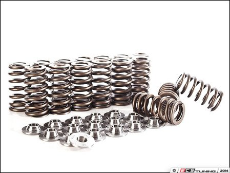 ES#2794008 - IEVTVC3 - Performance Valve Spring/Retainer Kit - High quality performance valve spring and titanium retainers - Integrated Engineering - Audi Volkswagen