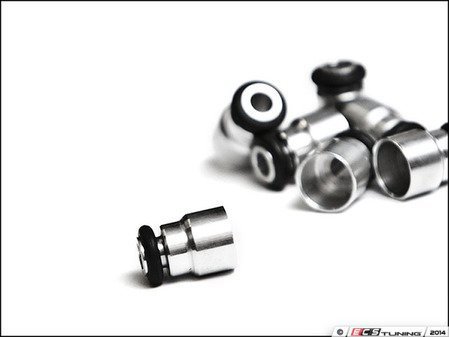 ES#2794765 - IEBAUU3 - Fuel Injector Spacers - 12mm - priced each - Billet injector spacers with o-ring - Integrated Engineering - Audi Volkswagen
