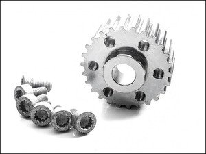 ES#2794621 - IEBEVC8 - Billet Timing Belt Drive Gear - Press fit gear for the most reliable setup - Integrated Engineering - Audi Volkswagen