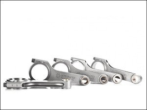 ES#2794386 - IERHVM1RD - Forged H-Beam Connecting Rods - Set of 5, rifle drilled - Integrated Engineering - Audi