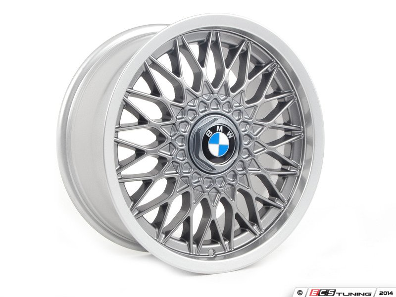 Genuine European Bmw 36112226804kt 16 Quot Nogaro Silver Style 5 Wheels Square Set Of Four