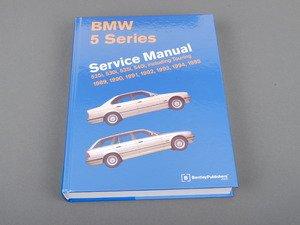 bmw e34 repair manual pdf