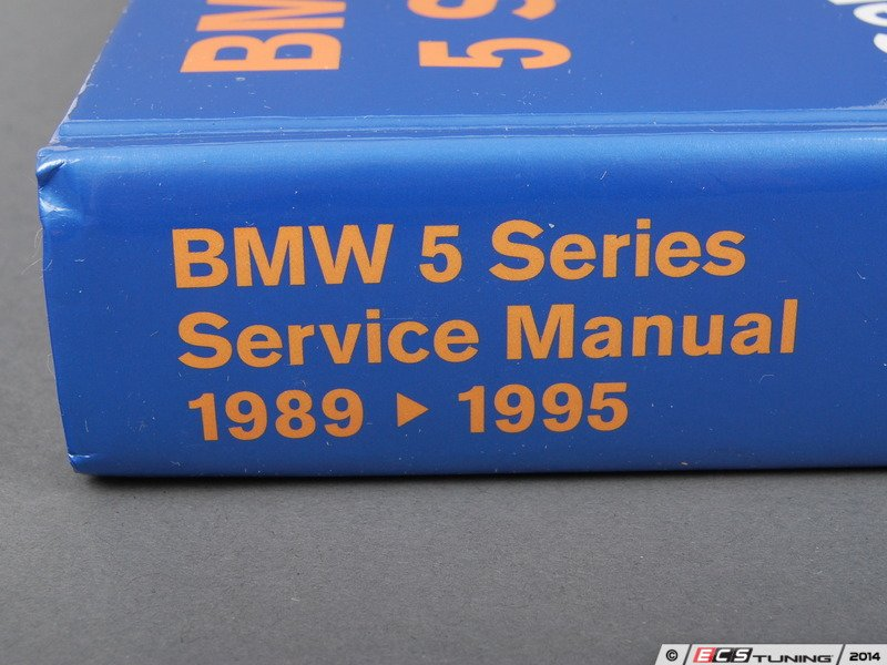 ecs news bentley service manuals for your bmw e34 5 series. Black Bedroom Furniture Sets. Home Design Ideas