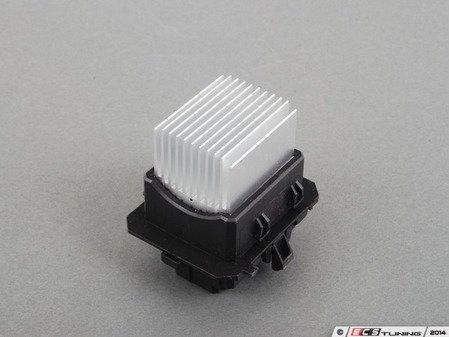 ES#2584842 - 64119286870 - Blower Motor Resistor - Part of the HVAC system ; auto air conditioning - Genuine MINI - MINI
