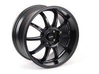 "ES#2712967 - 501-31 - 18"" Style 501 Wheels - Staggered Set Of Four - 18x7.5"" ET35/18x9"" ET40 72.6CB 5x120. Satin black. - Alzor - BMW"