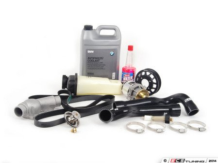 ES#2784525 - 888010330PERKT4 - Performance Cooling Kit - Without Radiator - It's time to get serious about your cooling system! - Assembled By ECS - BMW