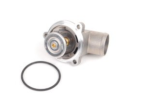 ES#2718375 - 1112001715 - Thermostat - 87C - Includes New O-Ring - Wahler - Mercedes Benz