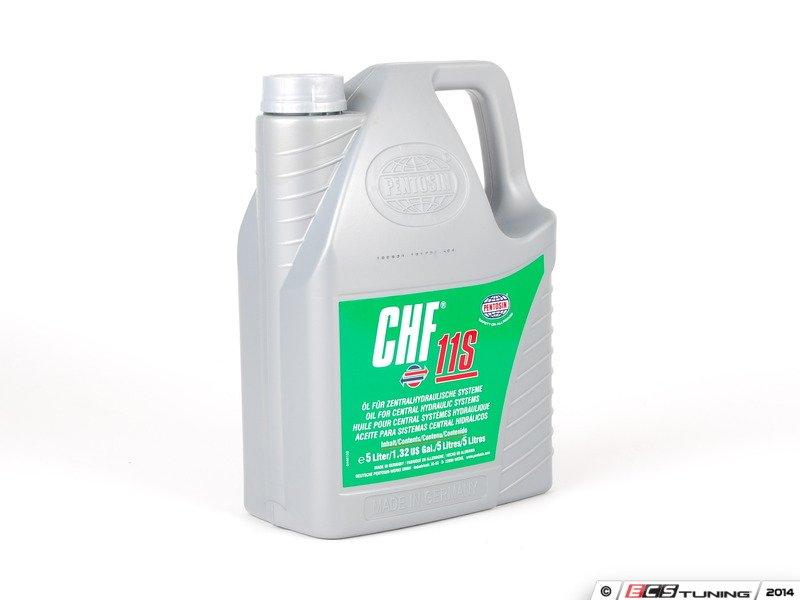 Pentosin chf11s5 hydraulic power steering fluid 5 for Mercedes benz hydraulic fluid