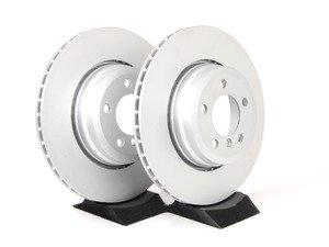 ES#2784505 - 34216864054KT - Rear Brake Rotors - Pair (345x24) - Genuine BMW Direct Parts - Genuine BMW - BMW