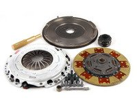 ES#5490 - B6A4RA4S3-STEEL -  RA4 240mm Clutch Conversion Kit - Stage 3 - The Ultimate - Lightweight flywheel with the RS4 Stage 3 pressure plate and disc - ECS - Audi