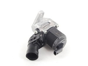 ES#281566 - 06J131097D - Secondary Air Injection Valve - Also referred to as the combi valve - Genuine Volkswagen Audi - Audi Volkswagen