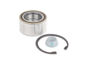 ES#2777638 - 1249800516 - Rear Wheel Bearing Kit - Priced Each - Includes Wheel Bearing, Snap Ring And Axle Nut - SKF - Mercedes Benz