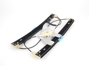 ES#2804779 - 4B0837461C - Front Window Regulator - Left - Does not include the window motor - Siemens - Audi