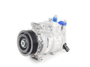 ES#2730724 - 8K0260805L - A/C Compressor  - Includes the electromagnetic clutch assembly - Denso - Audi
