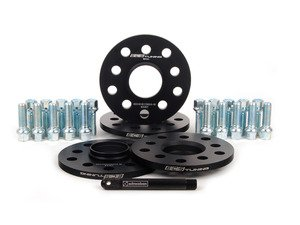 """ES#2804834 - 009978ECS01KT - Wheel Spacer Flush Fit Kit - Polished Bolts - Includes spacers & Polished bolts to obtain a flush look on your OE 19"""" wheels - ECS - Audi"""
