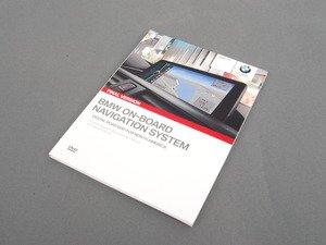 ES#2781770 - 65902365694 - 2015 CCC Navigation System Map Update - Update your CCC navigation system maps with this DVD set - Genuine BMW - BMW