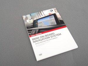 ES#2781544 - 65902365699 - 2015-1 Navigation dvd - The 2015 map update for BMWs using a DVD-based navigation system - Genuine BMW - BMW
