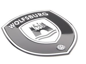 ES#2780561 - DRG04130 - wolfsburg crest sign - Great addition to any room or garage! - Genuine Volkswagen Audi - Volkswagen
