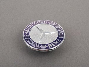 ES#2624911 - 2128170316 - Mercedes-Benz Emblem - Located on the hood of your vehicle - Genuine Mercedes Benz - Mercedes Benz
