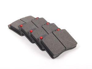 ES#2760100 - 002420262041 - Front Brake Pad Set - Does not include brake pad wear sensor - Genuine Mercedes Benz - Mercedes Benz
