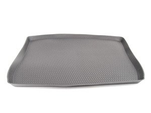 ES#1834241 - 8P5061161 - Molded Rubber Cargo Liner - A flat liner to protect your interior carpeting - Genuine Volkswagen Audi - Audi