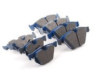 ES#2804509 - 7799-D918KT - Front And Rear Cool Carbon S/T Performance Brake Pad Set - All-in-one brake pads that deliver pure undiluted performance - Cool Carbon Performance - BMW
