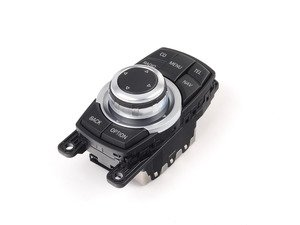 ES#1833268 - 65829206444 - IDrive Control Unit - Controls function of the vehicles iDrive system - Genuine BMW - BMW