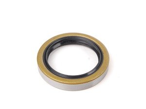 ES#2771906 - 477405641 - Inner Wheel Bearing Seal - Priced Each - Front Axle Fitment - 45 x 62 x 12 - Two Required - Elring - Porsche