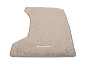 ES#1820888 - 66294138 - Carpeted Floor Mats - Set Of Four - Sierra Grey - Genuine Mercedes Benz - Mercedes Benz