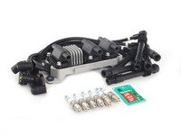 ES#2538561 - 09485KT1 - Ignition Service Kit - Stage 2 - Includes plug wires,spark plugs, and ignition coil - Assembled By ECS - Audi