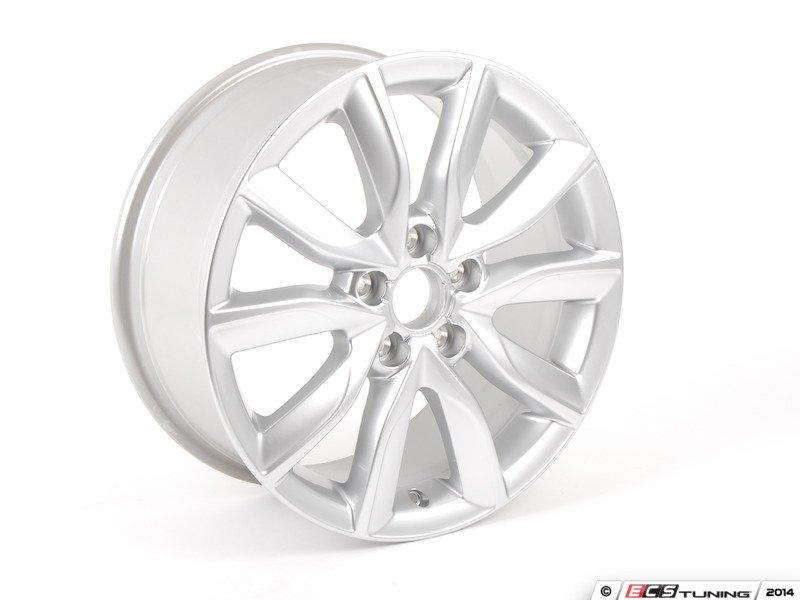 Genuine Volkswagen Audi 8p0601025dm 17 Quot V Split 10