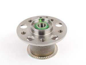 ES#1780922 - 2203300725 - Front Wheel Hub Assembly - Priced Each - Fits left or right side, includes bearings - Genuine Mercedes Benz - Mercedes Benz
