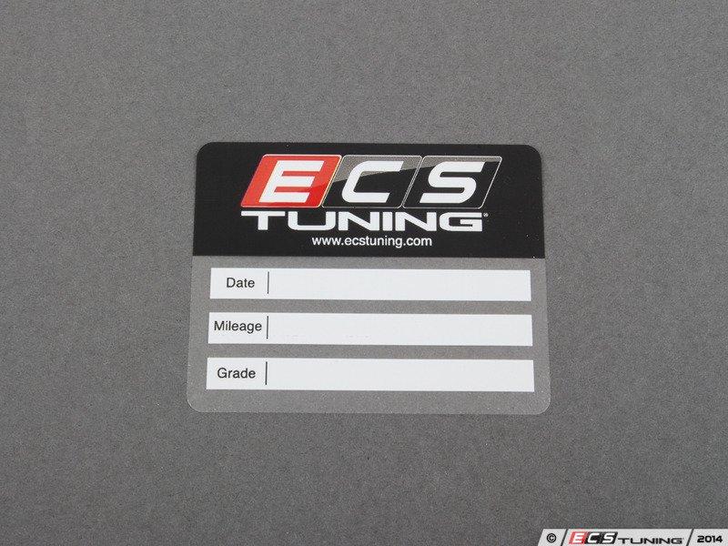 ES#2804104 - 009012ECS01 - Oil Change Sticker - Priced Each - Be sure to