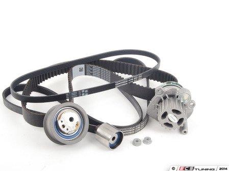 "ES#11265 - 038198480V4 - ECS Tuning Timing Belt Kit - Ultimate (Version 2) - Please see ""learn more"" for more info on ECS ""PD"" Version 2 timing belt kit - Assembled By ECS - Volkswagen"