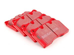 ES#2622201 - DP32070C - Front Redstuff Performance Brake Pad Set - A high performance street pad, featuring Kevlar technology. - EBC - Audi