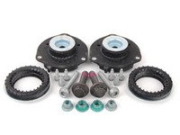 ES#248794 - 1k0498001 - Front Suspension Install Kit - Everything you need for a correct front suspension install - Featuring OE Style strut mount - Assembled By ECS - Audi