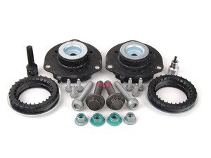 ES#248799 - 1k0498002 - Front Suspension Install Kit - Everything you need for a correct front suspension install - Featuring OE Style strut mount with specialty tools - Assembled By ECS - Audi