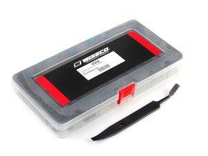 ES#2807021 - 83300493743 - S54 Valve Adjustment Kit - Includes shim set and installation tool - Assembled By ECS - BMW