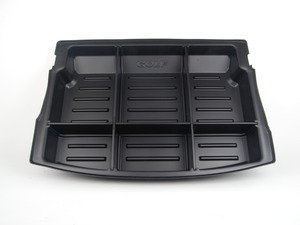 ES#2726578 - 5G0061162 - tray organizer - Keep things neat and from bumping into each other with this sturdy organizer - Genuine Volkswagen Audi - Volkswagen