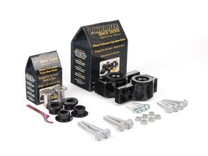ES#2804272 - PFF85-502GKT1 -  Front Adjustable Control Arm Bushing Kit - Black Series - Dial in camber and caster for the optimum track experience. Complete with installation hardware. - Assembled By ECS - Volkswagen