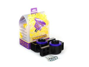ES#2804604 - PFF85-502GX2 - Street Series Adjustable Polyurethane Front Control Arm Bushings - Rear Position - Easily add stiffness and adjustability for the street. Adds up to 1  of caster adjustment. - Powerflex - Audi Volkswagen