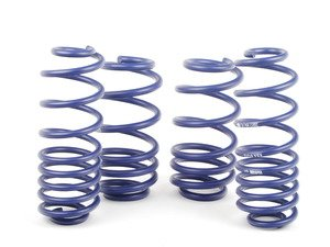 "ES#2636758 - 28917-4 - Sport Springs - Set - Unrivaled comfort and performance. Average lowering of 1.4""F 1.3""R - H&R - Audi"