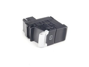 ES#2536974 - 8K1927225EWEP - Electro-Mechanical Parking Brake Switch - Located in the center console - Genuine Volkswagen Audi - Audi
