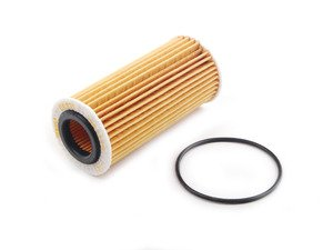 ES#2807526 - 06K115562 -  Oil Filter - Priced Each - Keep your oil clean and your engine running like new - Mahle - Audi Volkswagen