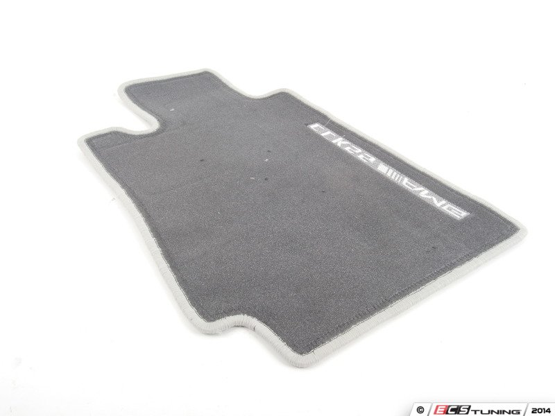 Genuine mercedes benz q6680478 carpeted floor mat set for Mercedes benz floor mats